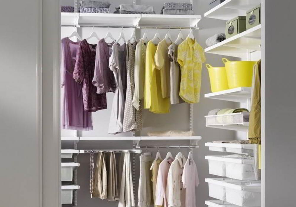 Системы хранения в гардеробной, кладовке - furniture for ant.