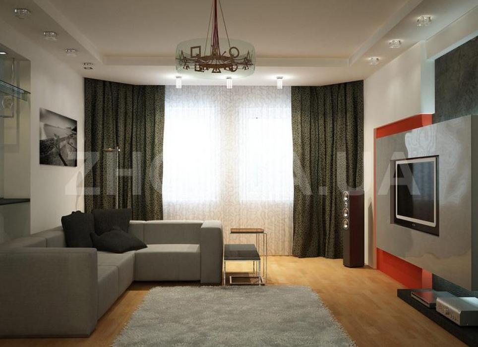 Ремонт в гостиной своими руками фото 9