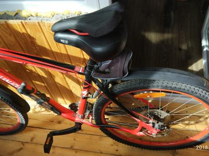 "Велосипед Specialized Hardrock Sport Disc 26"", рама 19"