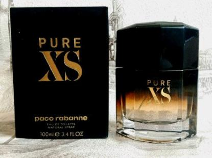 Мужские духи Paco Rabanne Pure XS for men Black 100 ml ОАЭ Лицензия