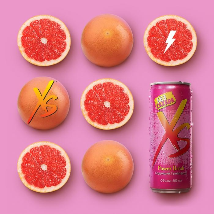 XS Power Drink