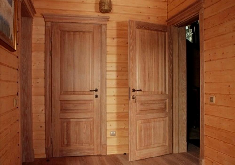 Двери для дачного дома: как сделать правильный выбор?.